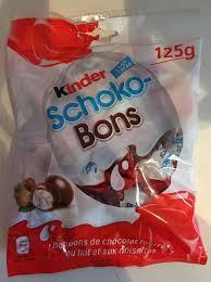 Ferrero Kinder Schoco Bons 125g
