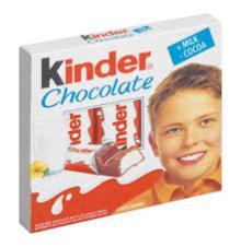 Ferrero Kinder Chocolate 50g