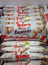 Ferrero Kinder Bueno dark, white 43g
