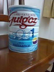 Guigoz formula baby milk