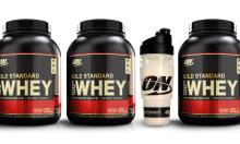 Whey protein powder/Concentrate
