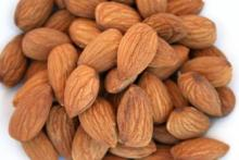 Grade A Almond Nuts / Raw Natural Almond Nuts / Organic Almonds for sale