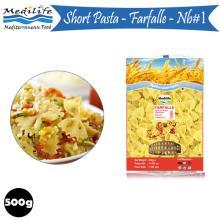 Finest Pasta, Farfalle, Spaghetti Pasta Macaroni Farfalle, Bag 500 g