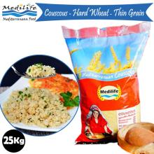 Wholesale Couscous. Premium Couscous With Whole Wheat Approved By FDA. Thin Grain Bulk 25 Kg
