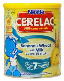 Bebelac & Cerelac Instant Baby Food