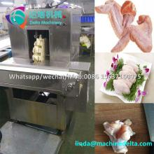 chicken wing dividing  machine  / automatic chicken wing  cutter   machine