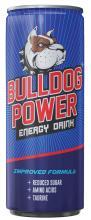 BULLDOG POWER ENERGY DRINK - 24x250ml cans