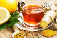 High Quality Organic Instant favored Ginger Tea with Brown Sugar