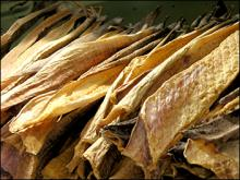 Dried Salted Cod Fish