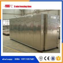 batch freezer for seafood