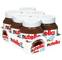 Ferrero Nutella 350g with English / Arabic Writings Hot Sales leading supplier