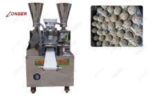 Steamed Stuffed Bun Moulding Machine
