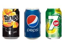 Sprite /7up /Pepsi/DR Pepper/Fanta
