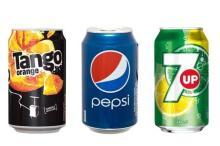 Sprite /7up /Pepsi/DR Pepper/ Fanta