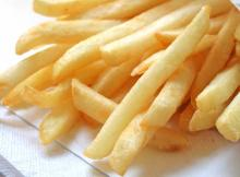 Frozen Potato (French Fries)