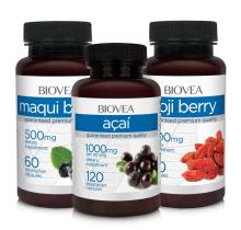 ACAI BERRY 1000mg 120 Capsules