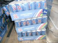 Xl Energy Drink, Xl Energy Drink