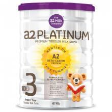 A2 a2 Platinum Toddler Milk Drink Stage 3 /900 g