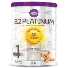 A2 a2 Platinum Infant Formula Stage 1 900 g