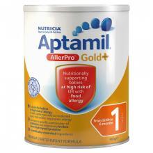 Nutricia Aptamil Gold+ AllerPro 1 Infant Formula 900 g