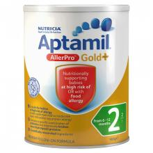 Nutricia Aptamil Gold+ AllerPro 2 Follow-On Formula 900 g