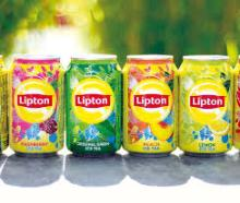 Lipton Ice tea peach, lemon, green tea, red tea 500 ml