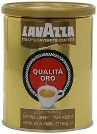 Lavazza Qualita Oro Grain Lavazza Qualita Oro Ground