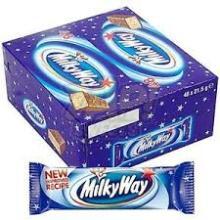 Milky Way Crispy Rolls 25g Milky Way*2 - 43 g