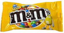 M&M nut, chocolate 45g
