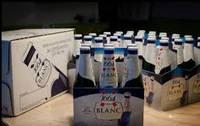 Kronenbourg 1664 Blanc Beer / French Beer Blue Bottles 33cl / 25cl