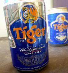 HEINEKEN BEER, NON ALCOHOLIC BEER, BAVARIA, Tiger drink