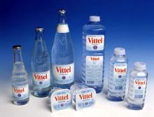 Vittel French Mineral Water