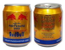red bull energy drink (Kratingdaeng