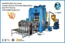Aluminum Foil Container Making Machine SEAC-80T
