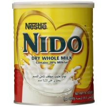 Nestle Nido Full Cream Milk Powder White