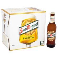 San Miguel Lager Beer