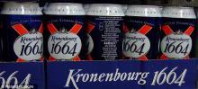 Kronenbourg Beer Cans & Bottles from France for sale