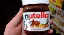 Nutella 350g Hazelnut Chocolate Spread for sale
