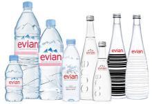 Эвиан 1,5 л минеральная негазированная вода для продажи