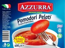 made in Italy whole peeled tomatoes in natural tomato juice