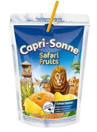 Capri Sonne 200ml x 10pcs Monster Alarm Juice
