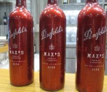 Penfolds Max's Shiraz Cabernet Wine