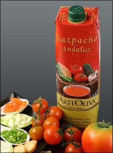Andalusian Gazpacho Juices & Puree products