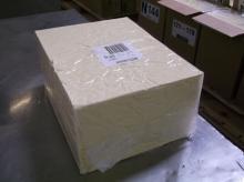 Cheddar block from fresh cow milk Miled Cheddar Cheese