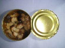 Pure White Canned Mushroom in Jar Special for Brazil Market