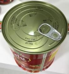 Canned Tomato Paste BRIX: 20-22%, 24-26%, 28-30%