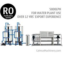 5TPH Industrial Reverse Osmosis System RO Water Treatment Machine for Water Plant