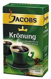 Jacobs Kronung Ground Coffee 200g/ 250g/ 500g
