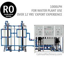 1TPH RO System for Water Plant Commercial Reverse Osmosis Filtration System