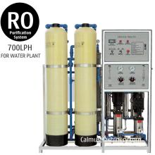 700LPH Commercial Water Treatment System Reverse Osmosis RO Water Purification System